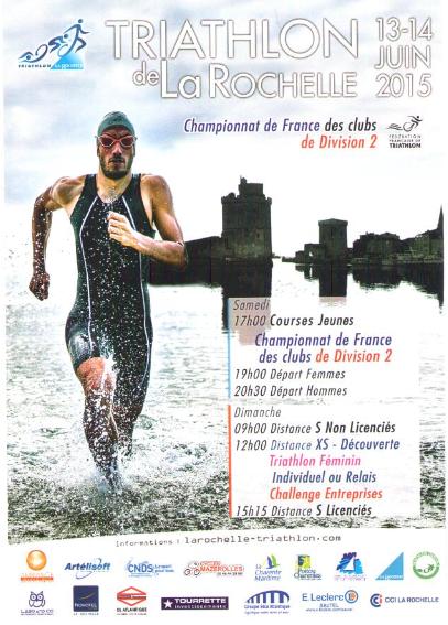 Triathlon La Rochelle